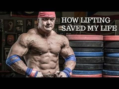 How Lifting Saved My Life Ft Mark Bell Youtube