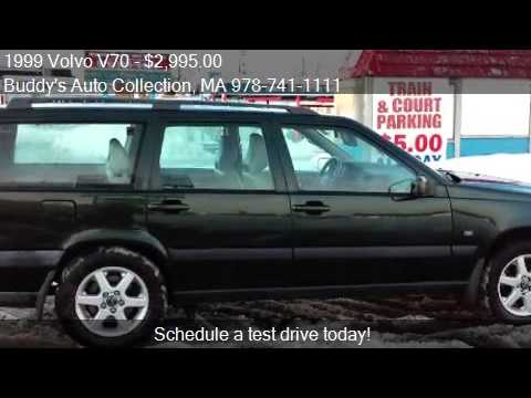 1999 Volvo V70 Xc Awd 4dr Turbo Wagon For Sale In Salem Ma Youtube