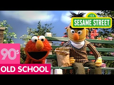 Sesame Street: Elmo Scares the Pigeons with Bert