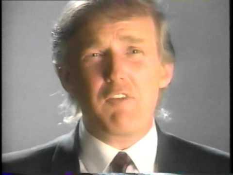 Donald Trump Castle Casino Resort Commercial (1993)