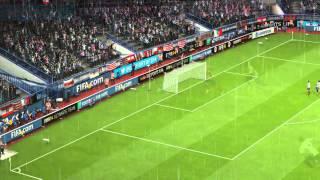 Fifa14 online gameplay