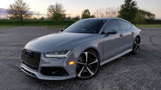 What I Love And Hate About My Audi RS7!