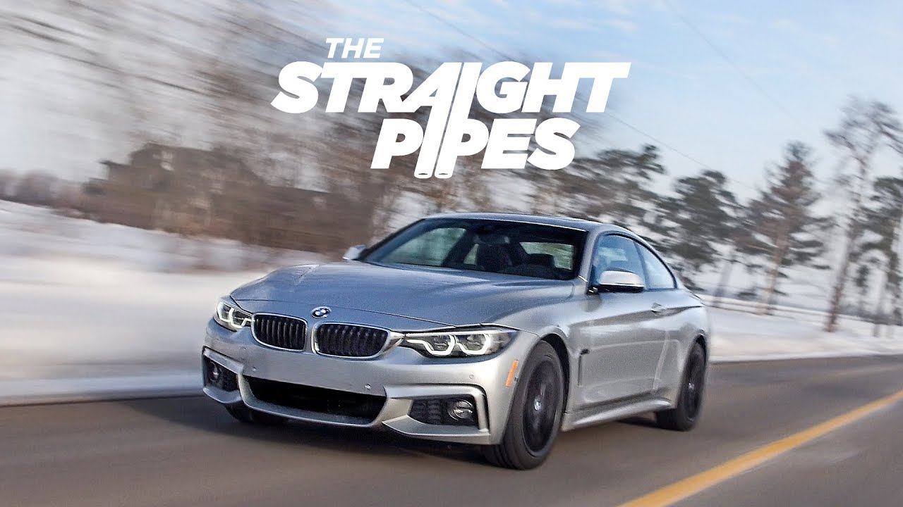 2018 bmw 440i xdrive m performance this exhaust is insane. Black Bedroom Furniture Sets. Home Design Ideas