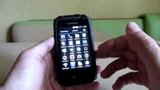 Видео обзор китайского пыле-влаго защищенного телефона Hummer H1(Сайт - http://mychinagadget.ru/obzor-py-le-vlaga-zashhishhennogo-kitajskogo-telefona-hummer-h1/ Обзор обновленного Hummer H1+ ..., 2013-06-24T21:15:42.000Z)