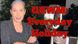 GRWM: Everyday Holiday Makeup thumbnail
