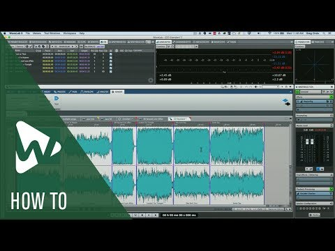 How to Create a Red Book Audio CD in WaveLab | Q&A with Greg Ondo