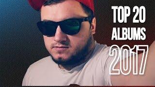ЛУЧШИЕ АЛЬБОМЫ 2017 TOP 20 ALBUMS OF 2017 (hardcore, metalcore, progressive, altetnative).