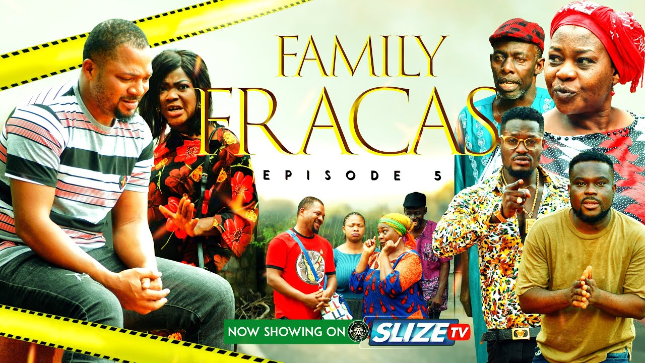 Download FAMILY FRACAS (EPISODE 5) - WALTER ANGA New Movie 2021 Latest Nigerian Nollywood Movie 1080p