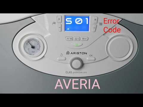 Ariston Class He24 Boiler Error 501 Boiler Repair North London N2