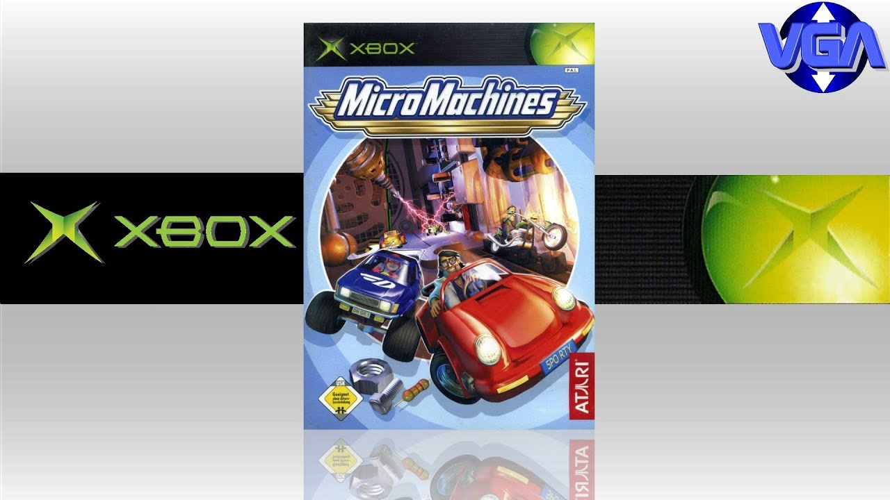 micro machine ps2