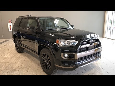 4Runner Running Boards >> 2020 Toyota 4Runner Limited Nightshade | Toyota Northwest ...