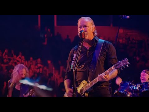 """Metallica 2 new videos off new """"S&M2"""" live set All Within my Hands + Nothing else Matters"""