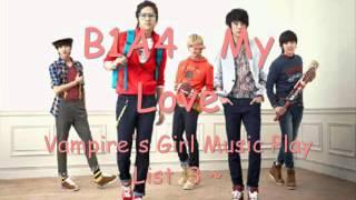 B1A4- My Love