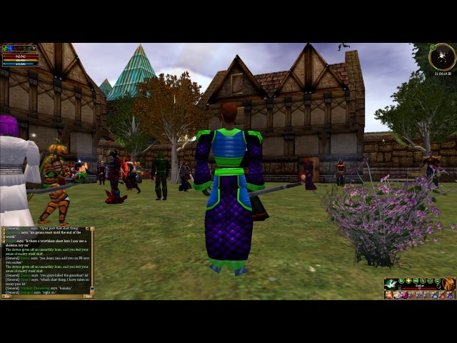 Asheron's Call - The end of Frostfell