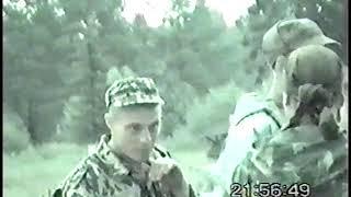 Разведвзвод Чечня, Гудермес В/ч 6780 2000 год