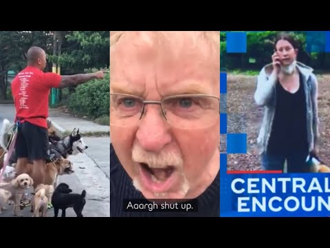 TOP 10 Angry Dog Walkers | OMG!!!!!