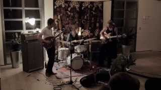 Woodlands - Make it Through - Live at Ilta in Finlandsinstitutet Stockholm 2014