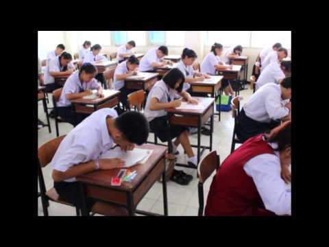 สพฐ.ออกเยี่ยมชมสนามสอบ O-NET ณ โรงเรียนราชวินิต