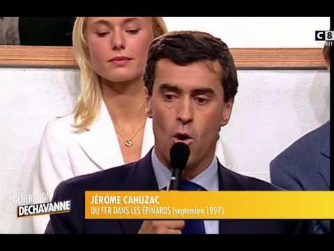 Du fer dans les épinards - Jérôme Cahuzac - sept 1997
