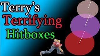 Explaining Terry's Terrifying Hitboxes (Smash Ultimate)