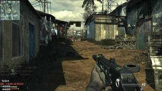 Mw3 Multiplayer Gameplay / German / Pc / Angriffsdrohnen Killstreak (2)
