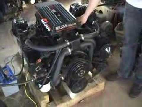 305 Chevy Starter Wiring Thunderbolt Mercruiser Youtube