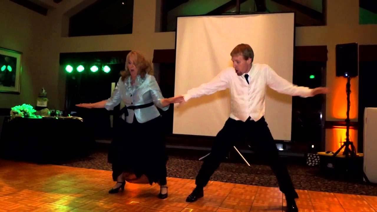 Super Epic Mother Son Wedding Dance Medley