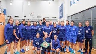 Bellew Meets Everton Ladies
