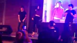 [150926] Liza Soberano - Problem @ Bren Z. Guiao Convention Center (San Fernando, Pampanga)