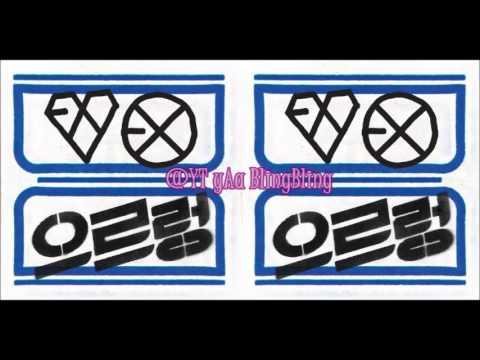 [FULL AUDIO] EXO - Growl (EXO-M Ver.) #Chinese ver.