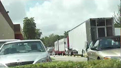 The Glades tv show filming around Tamarac, Florida! 5.2.12