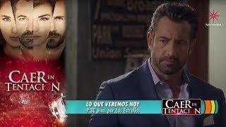 Caer en tentación | Avance 11 de diciembre | Hoy - Televisa