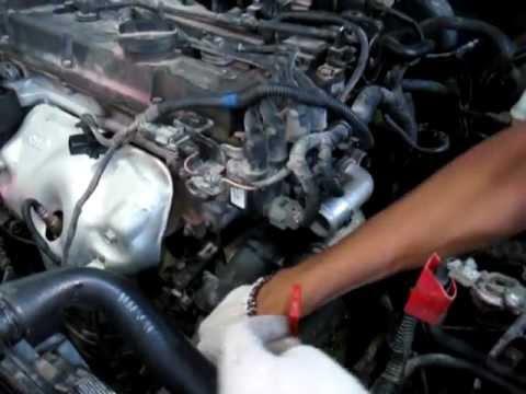 تركيب بلف الحرارة لسيارة كيا سراتو Youtube