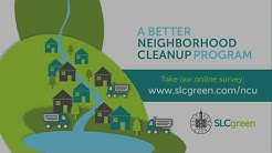 Neighborhood Cleanup Program: Feedback Needed