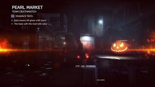 Battlefield 4 CTE - Halloween TDM in Pearl Market