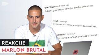 Marlon Brutal: Ljudi ne kapiraju nov fazon, otud negativni komentari!| MONDO REAKCIJE | S01E24