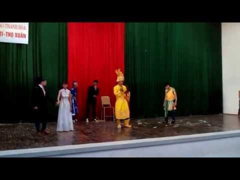 Vua hùng kén rể - 12A2 k54 trường THPT Lê Lợi-Thanh Hóa