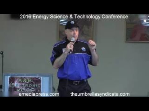 Ken Rochon Sharing the Breakthrough Energy Movement