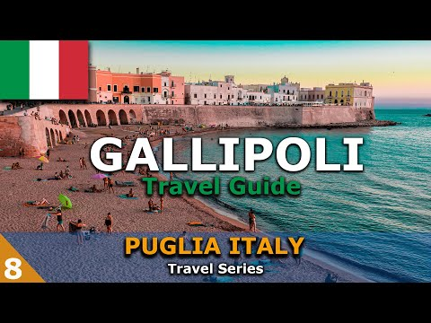 Gallipoli Travel Guide - [Things to do in Gallipoli] - Puglia Italy