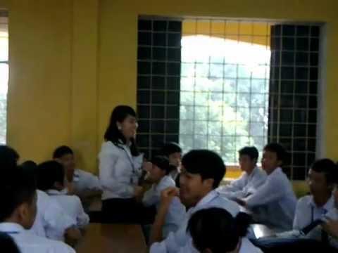 giờ sinh hoạt lớp 12a3 bến tre phúc yên :D