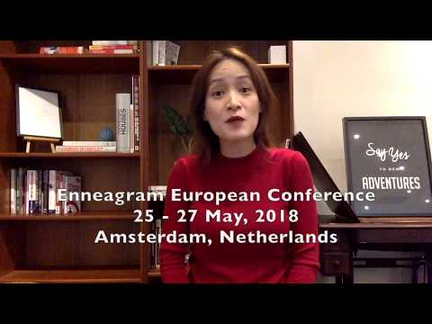 Enneagram European Conference: Join me in Amsterdam on my birthday ;-)