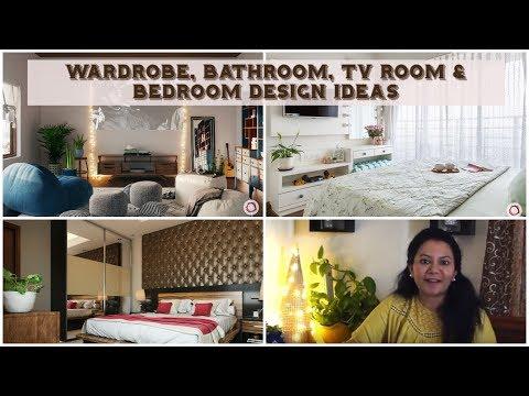 Wardrobe, Small Bathroom, TV Room & Small Bedroom Decor Ideas   Design Solutions E4