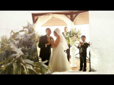 "Kristine & Matt slideshow - ""Best Day of Our Lives"""