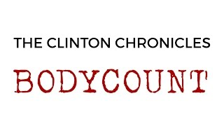BODYCOUNT killed by the Clinton machine. MEDIA BLACKOUT IN AMERICA