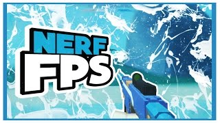 ROBLOX - NERF FPS?!?! | This Game Is Actually Dope!