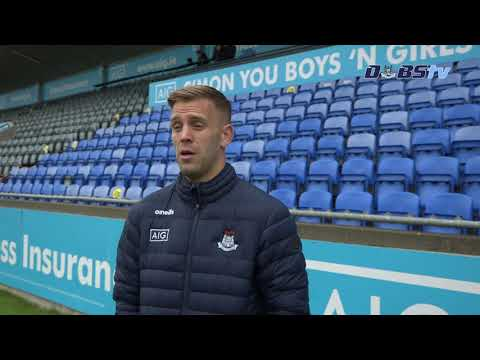 Jonny Cooper chats to DubsTV at AIG's launch of Dublin's 2020 Championship season