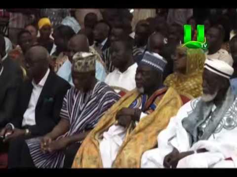 Prez Akufo-Addo Swears In Council Of State