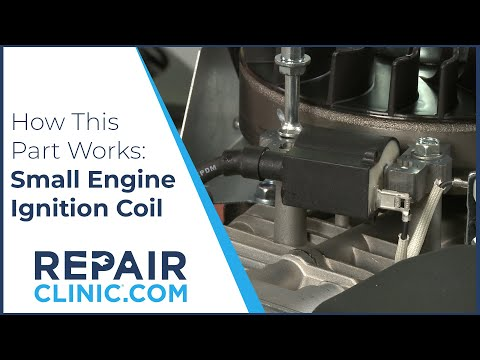 Small Engine Ignition Coil Replacement