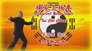 Classical Yang Style Tai Chi Chuan - Front View (Part 1)