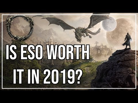 Is ESO Worth Playing in 2019?